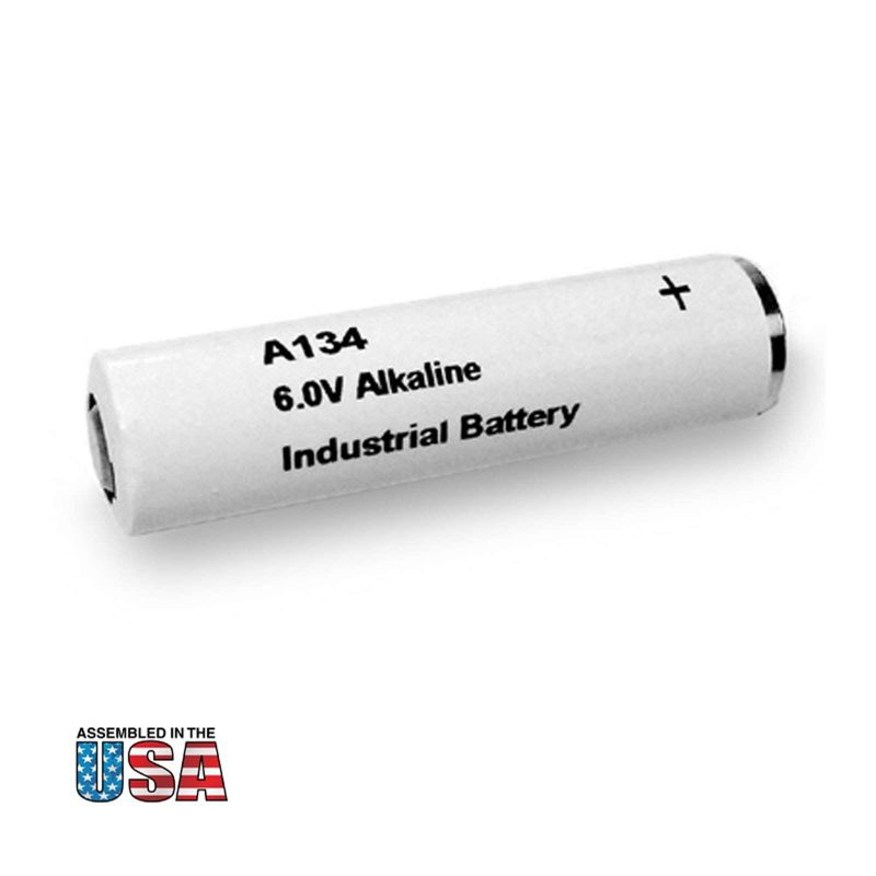 """Photo of Exell Battery """"A134"""" 6V Alkaline Battery"""