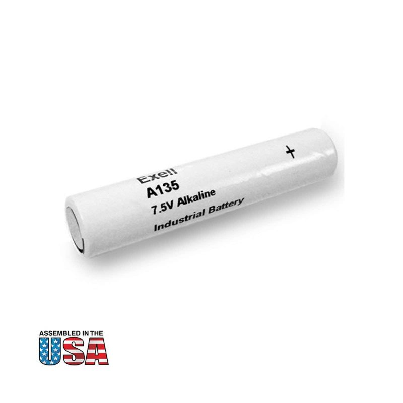 """Photo of Exell Battery """"A135"""" 7.5V Alkaline Battery"""