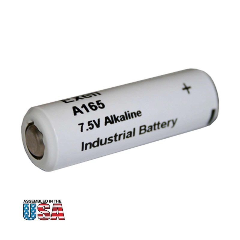 """Photo of Exell Battery """"A165"""" 7.5V Alkaline Battery"""