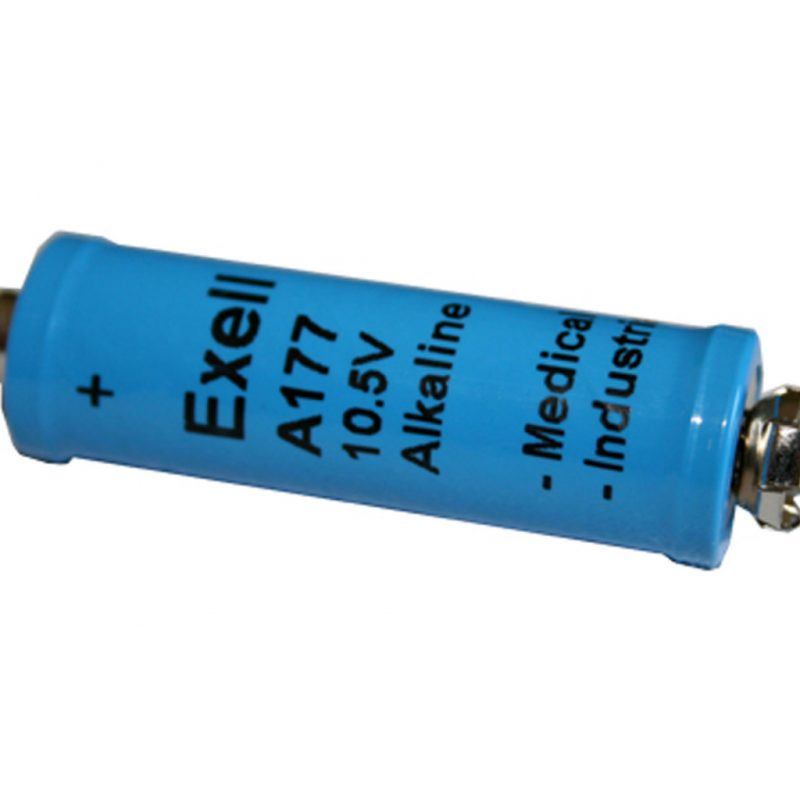 """Photo of Exell Battery """"A177"""" 10.5V Alkaline Battery"""