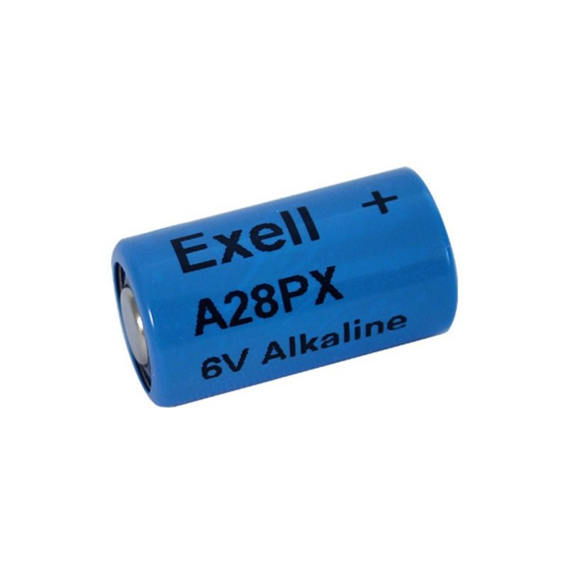 """Photo of Exell Battery """"A28PX"""" 6V Alkaline Battery"""