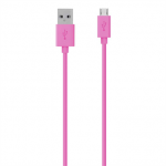 Photo of Belkin MIXIT 4′ Micro USB Cable, pink