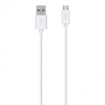 Photo of Belkin MIXIT 4′ Micro USB Cable, white