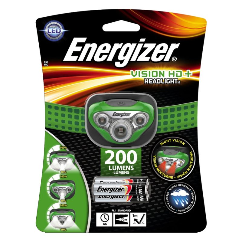 Photo of Energizer Vision HD+ LED Headlight