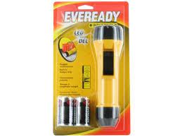 Photo of Eveready Industrial 2D LED Flashlight