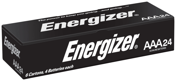 Photo of Energizer MAX AAA Alkaline Battery, bulk