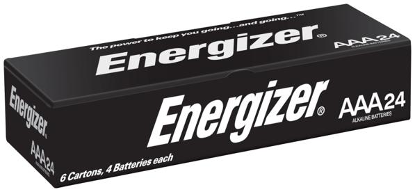 Photo of Energizer MAX AAA Alkaline Battery, bulk