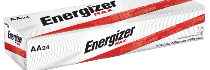 Photo of Energizer MAX AA Alkaline Battery, bulk