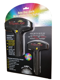 Photo of TripleLite 180 Degree Flashlight Combo Pack 1Large 1 Mini