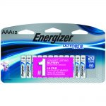 Photo of Energizer Lithium AAA 12pk L92SBP-12