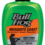Photo of BullFrog 4.7oz SPF30 sunblock/insect repellent