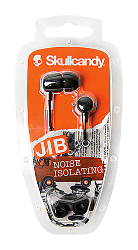 Photo of Skullcandy Jib Earbud Black