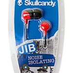 Photo of Skullcandy Jib Earbud Red/Black