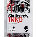 Photo of Skullcandy Ink'd 2.0 Earbud w/Mic Black/Red