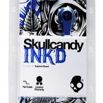 Photo of Skullcandy Ink'd 2.0 Earbud w/Mic Blue/Black