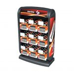 Photo of Energizer 3-Wide Counter Display
