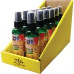 Photo of BugBand 7oz Insect Repellent Spray. 6 Piece Display Green