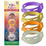 Photo of BugBand Wristband Family 4pk, Ass't Colors