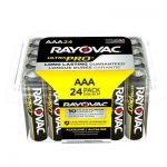 Photo of Ultra Pro™ Alkaline Recloseable AAA 24-Pack