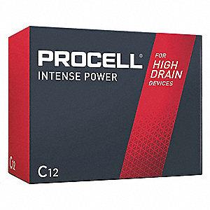 Photo of Duracell Procell Intense C Alkaline Battery, bulk