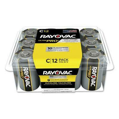 Photo of Ultra Pro™ Alkaline Recloseable C 12-Pack