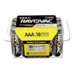 Photo of Ultra Pro™ Alkaline Recloseable AAA 18-Pack