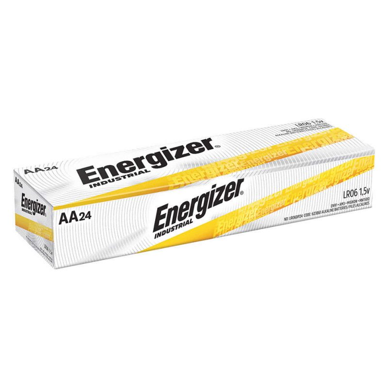 Photo of Energizer Industrial AA Alkaline Battery, bulk