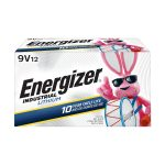 Photo of Energizer Industrial Lithium 9V Batteries,  1 Pack.