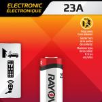 Photo of RAYOVAC® Alkaline Keyless Battery 23A 1 Pack