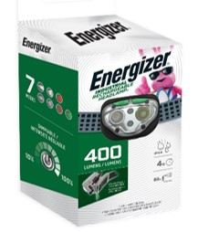 Photo of Energizer Industrial Rechargeable Headlamp 400 Lumen