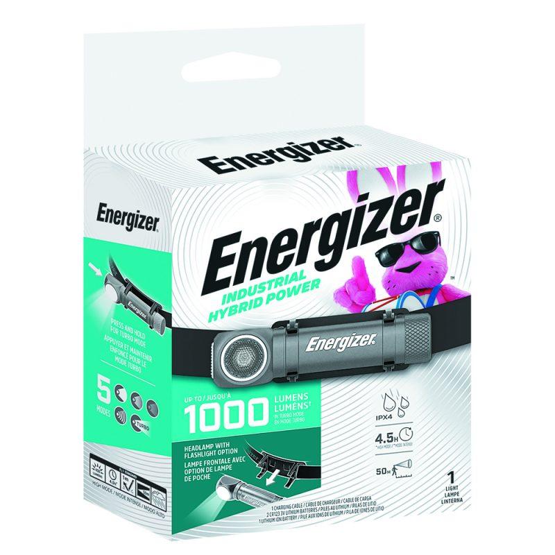 Photo of Energizer High Lumen Hybrid Headlamp