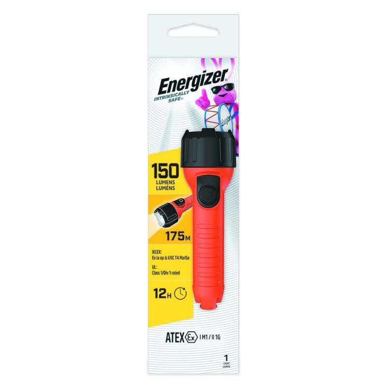 Photo of Energizer Intrinsically Safe 2AA Handheld