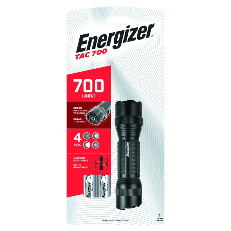 Photo of Energizer TAC700 Tactical Light
